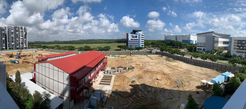 Parc Central Residences Construction Site
