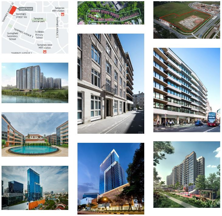 Parc Central Residences Developer Track Records